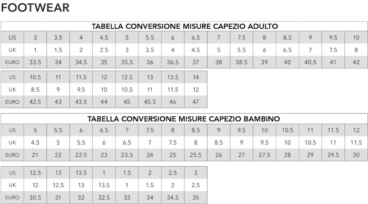 tabella_taglie_capezio